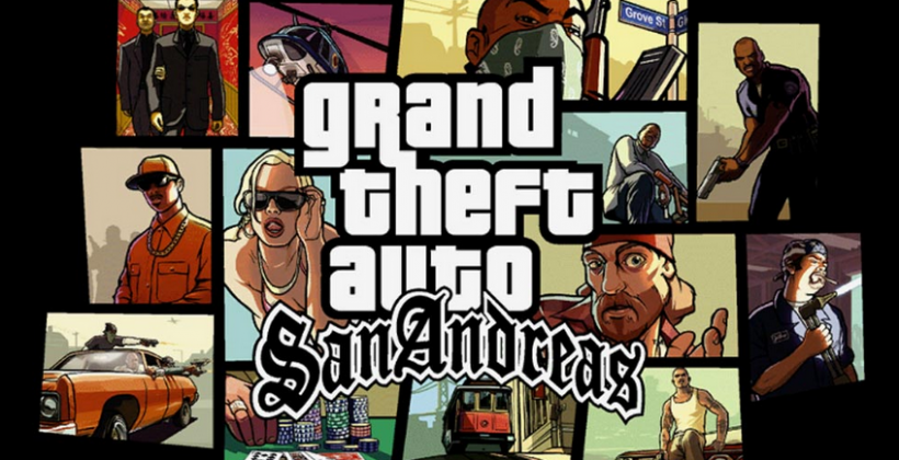 GTA San Andreas APK - Download Mod APK - OBB Files - Data Files
