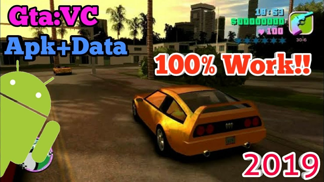 GTA Vice City APK - Download Mod APK - OOB Files - Data