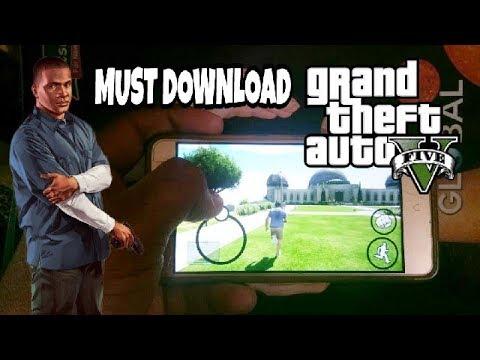دانلود بازی gta v برای ios