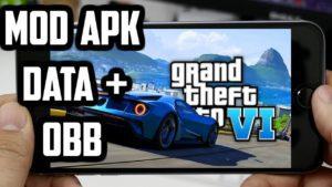 GTA 6 APK - Download OBB File | Data File | Mod APK