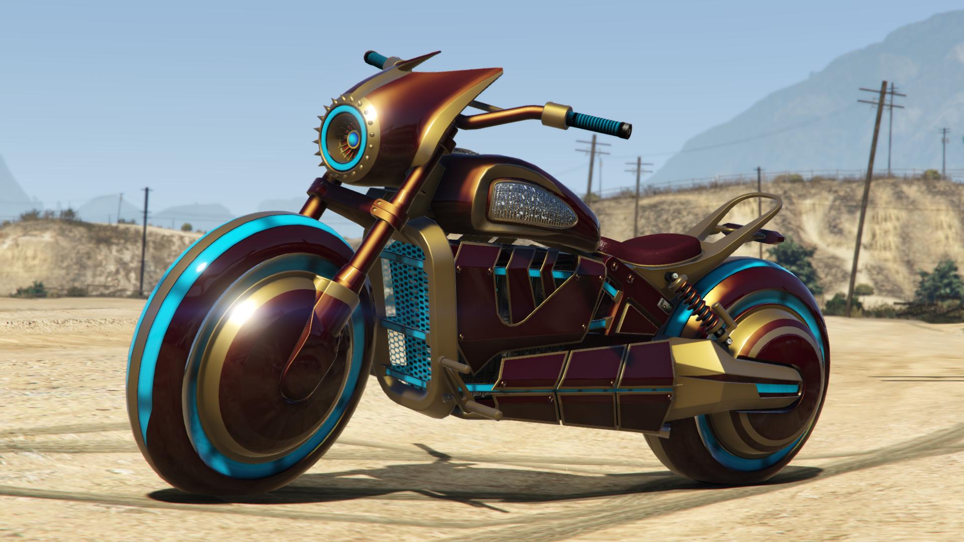 deathbike gta 5