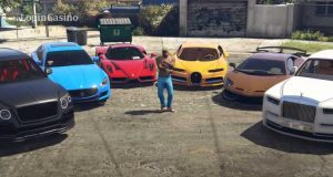 Stylish cars to own in GTA